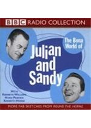 Julian And Sandy - The Bona World Of (Music CD)