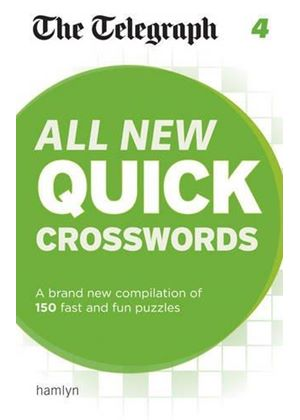 Telegraph All New Quick Crosswords 4