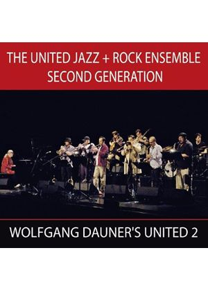 The United Jazz + Rock Ensemble - Second Generation (Music CD)