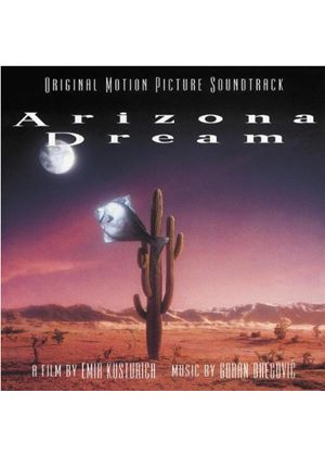 Original Soundtrack - Arizona Dream (Goran Bregovic) (Music CD)