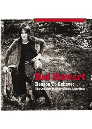 Rod Stewart - Reason To Believe: The Complete Mercury Studio Recordings (Music CD)