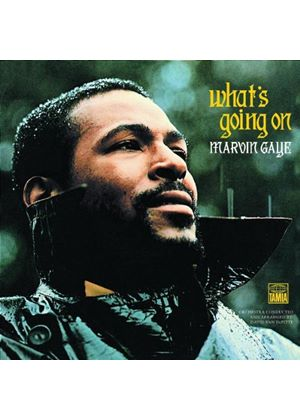 Marvin Gaye - Whats Going On (Remastered) (Music CD)