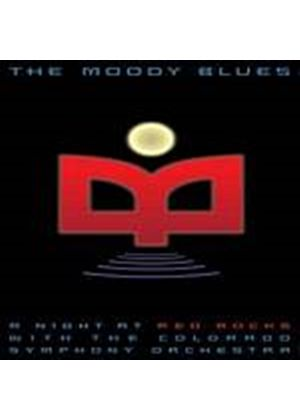 The Moody Blues - A Night At Red Rocks (Deluxe Edition) (Music CD)