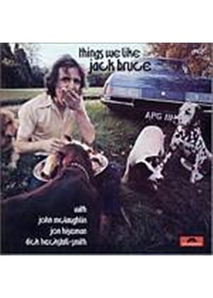 Jack Bruce - Things We Like (Remastered) (Music CD)