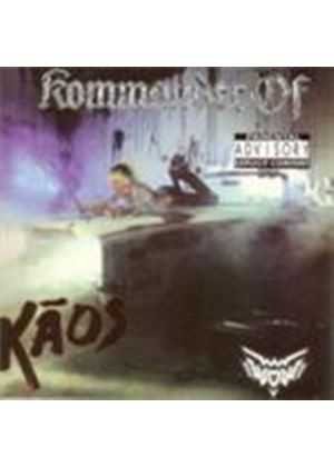 Wendy O. Williams - Kommander Of Kaos [PA] (Music CD)