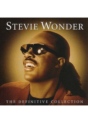 Stevie Wonder - Definitive Collection, The (Music CD)