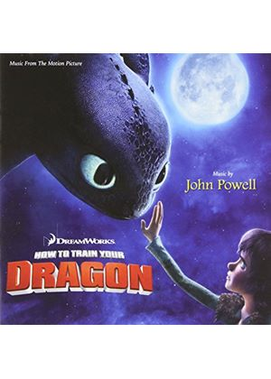 How To Train Your Dragon (Various Artists) (Soundtrack) (Music CD)