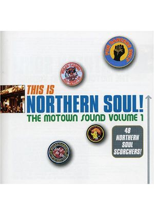 Various Artists - This Is Northern Soul! The Motown Sound Volume 1 (Music CD)