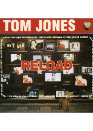 Tom Jones - Reload (Music CD)