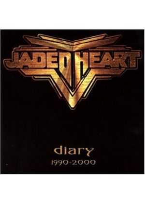 Jaded Heart - Diary 1990 - 2000