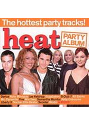 Various Artists - The Heat Party Album (Music CD)