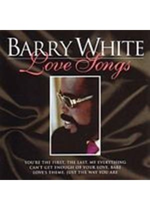 Barry White - Love Songs (Music CD)