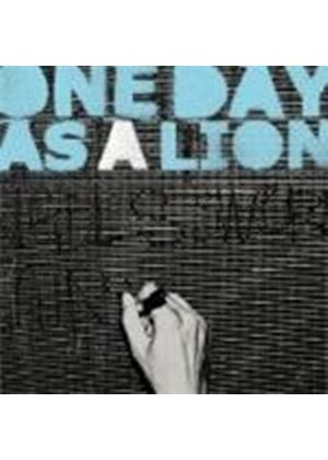 One Day As A Lion - One Day As A Lion (Music CD)
