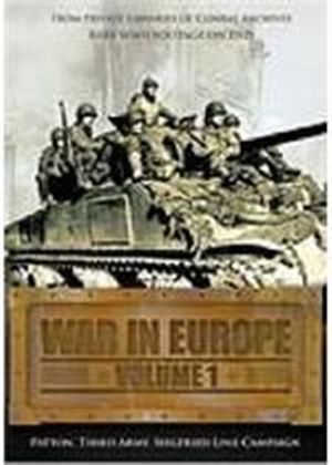 War In Europe Vol.1