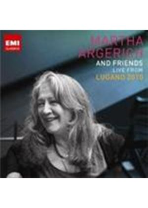 Marthe Argerich and Friends at Lugano 2010 (Music CD)