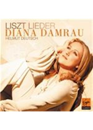 Liszt Songs (Music CD)
