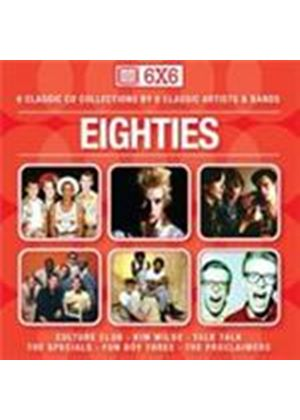 Various Artists - 6 X 6 - Eighties (Music CD)