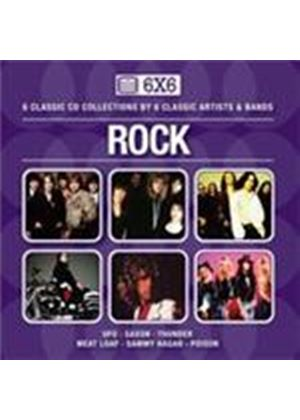 Various Artists - 6 X 6 - Rock (Music CD)