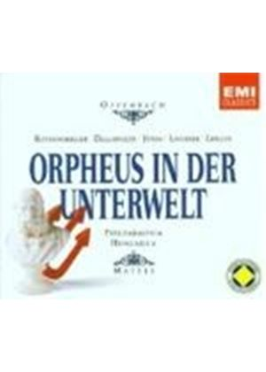 Jacques Offenbach - Orpheus In Der Unterwelt (Mattes, Philharmonia Hungarica)