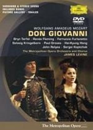 Mozart: Don Giovanni [Levene/ Terfel] (Music 2DVD)
