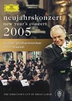 Vienna Philharmonic Orchestra (Maazel): New Years Concert 2005 (Music DVD)