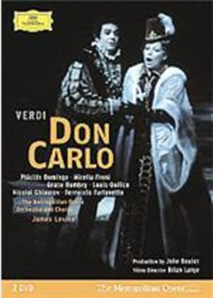 Verdi - Don Carlos (Two Discs) (Various Artists)