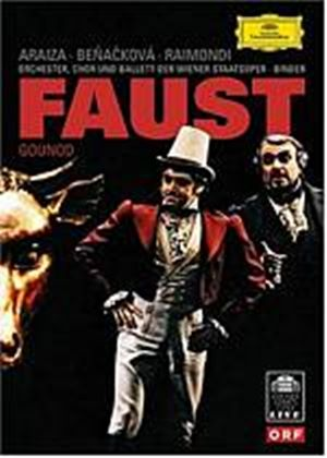 Gounod Faust (Two Discs) (DVD)