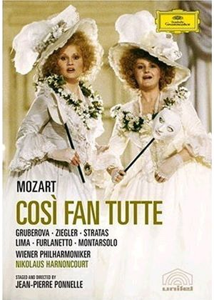 Mozart - Cosi Fan Tutte (Two Discs) (Various Artists)