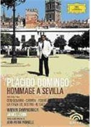 Placido Domingo Homage A Sevilla