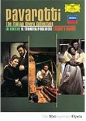 Luciano Pavarotti - The Italian Opera Collection - L'Ellsir D'Amore/La Boheme/Pagliacci (Box Set)(3 Disc)