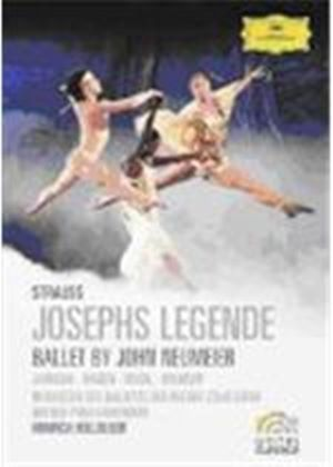 STRAUSS-JOSEPHS LEGENDE       (DVD)