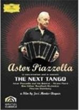 PIAZOLLA-THE NEXT TANGO       (DVD)