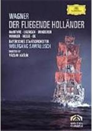 Wagner: Der Fliegende Hollaender [The Flying Dutchman] (Music  DVD)