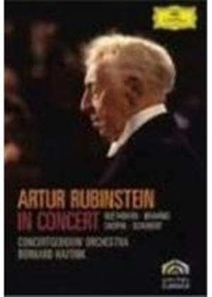 Various Composers - Rubenstein In Concert (Haitink)