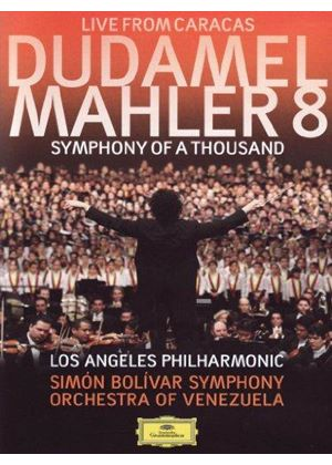 "Mahler: Symphony No. 8 ""Symphony of a Thousand"" - Live from Caracas (Music CD)"