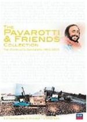 The Luciano Pavarotti And Friends Collection(4 Disc)