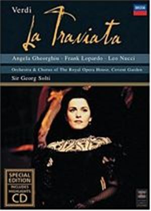 La Traviata - Verdi (DVD And CD)