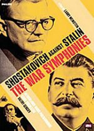 Shostakovich Against Stalin - The War Symphonies (Various Artists)