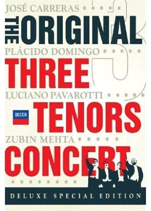 The Original Three Tenors Concert - Luciano Pavarotti/Placido Domingo/Jose Carreras (Deluxe Special Edition)
