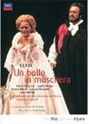 Luciano Pavarotti - Verdi - Un Ballo In Machera(2 Disc)