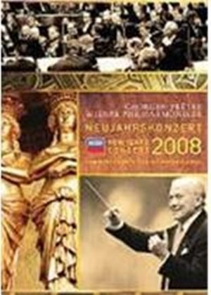 New Year's Day Concert 2008 - Georges Pretre/Wiener Philharmoniker