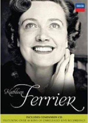 Ferrier: A Film by Diane Perelsztejn (Music CD)