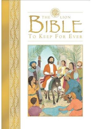 Lion Bible To Keep For Ever