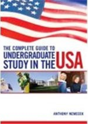 Complete Guide To Undergraduate Study In The Usa