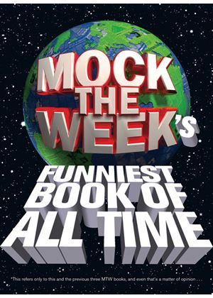 Mock The Week' s Funniest Book of All Time (Hardback)