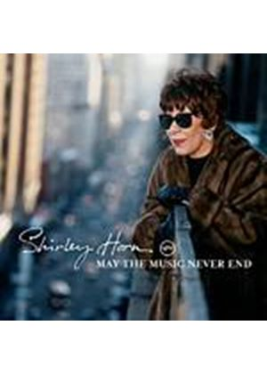 Shirley Horn - May The Music Never End (Music CD)