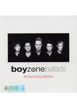 Boyzone - Ballads: The Love Song Collection (Music CD)