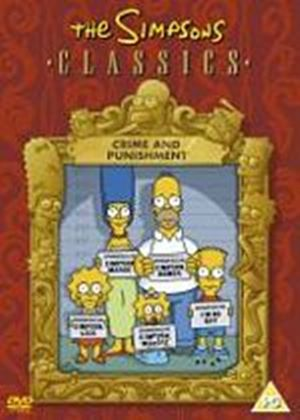 Simpsons Classics - Crime And Punishment (Animated)
