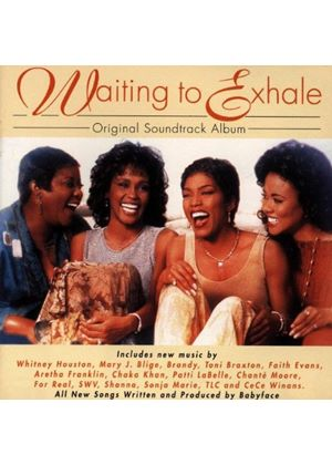 Original Soundtrack - Waiting To Exhale (Music CD)