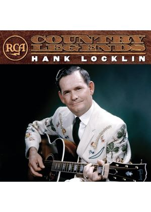 Hank Locklin - RCA Country Legend (Music CD)